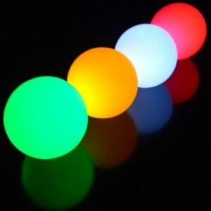 LED juggling & contact balls