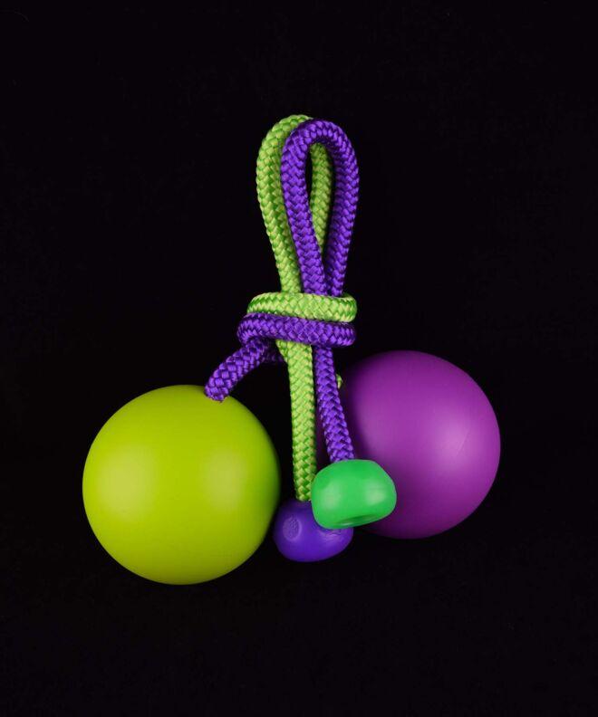 purple-green