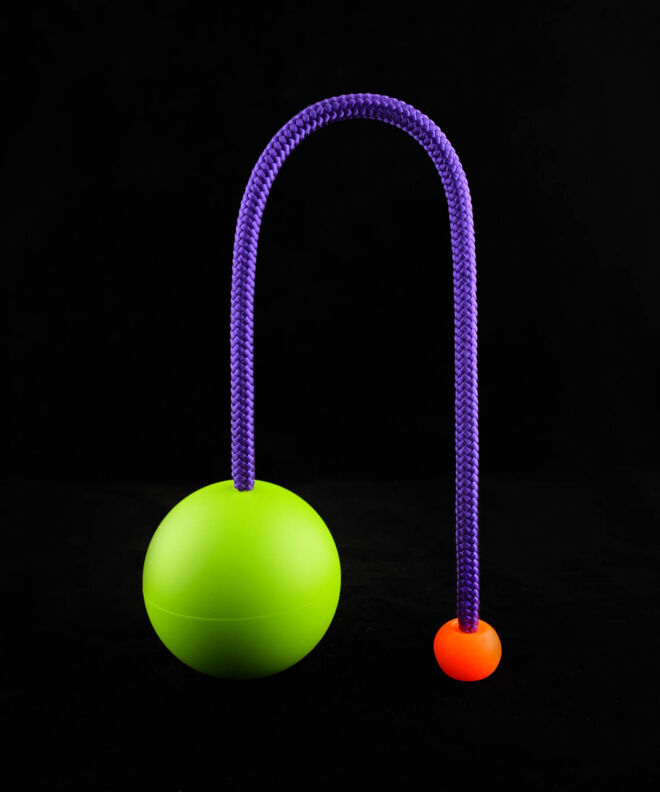 green-purple-orange
